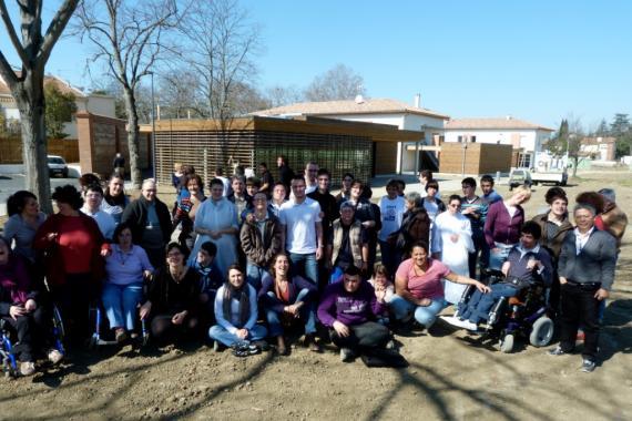 La communauté en avril 2012