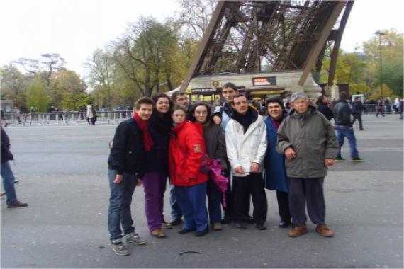 Brest débarque à Paris!