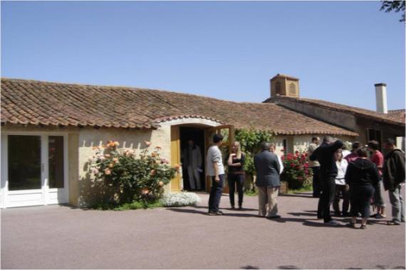 La chapelle rénovée