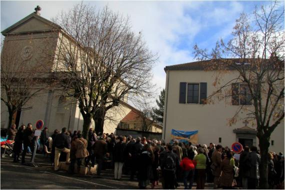 Inauguration le 13 novembre 2010