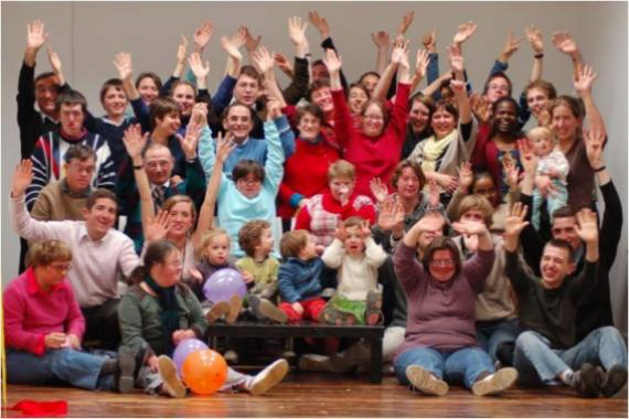 Soirée communautaire, octobre 2010