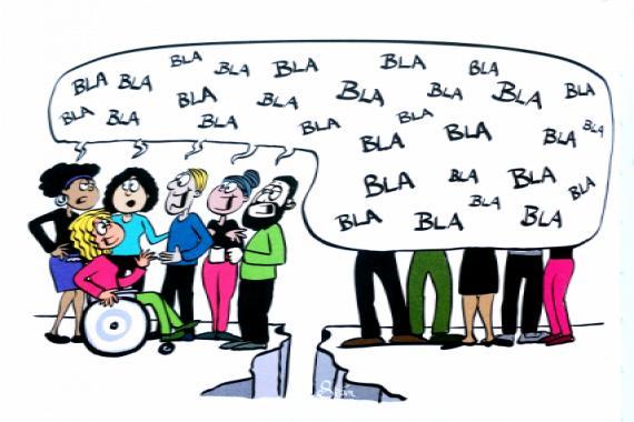 illustration de Sean O' Brien_Très vite les gens qui se ressemblent s'assemblent.