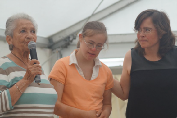 Magda Hollander Lafon à L'Olivier