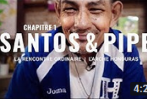 web-série #AsIAm épisode 12 - 1 : Santos&Pipe