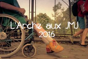 l'arche aux jmj 2016