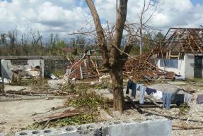 l'arche en haiti ouragan matthieu