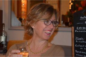 Sophie Dejoie, bénévole au Sénevé