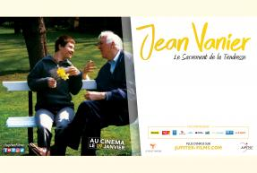 film Jean Vanier Le Sacrement de la Tendresse 2019
