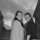 Solange, à gauche
