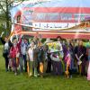 L'Atre à Paray le Monial, lors de la fête de famille des 50 ans (mai 2014)