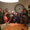 rabbin et président de la synagogue de copernicienne a l'arche à paris